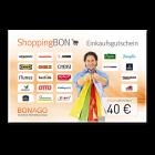 40 Euro ShoppingBON