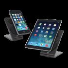 Bundle aus Stand-by Tablet- und Handyhalterung von WEDO