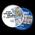 Jahrgangs-CD connect 2014 + 2015