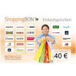 40 EUR ShoppingBON