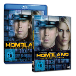 Homeland Staffel 1