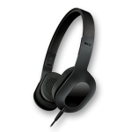 KEF M400 On-ear Headphone - schwarz.