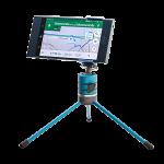 Microstativ P von Novoflex mit Smartphone Klemme