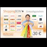 30 € ShoppingBON