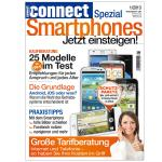 """Sonderheft """"connect Spezial"""" 01/2013 Smartphones"""