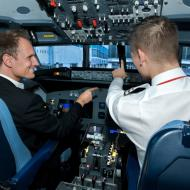 iPILOT Gutschein für einen 30-minütigen Simulatorflug