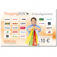 10 € ShoppingBON