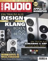 AUDIO Ausgabe: 8/2018