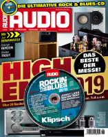 AUDIO Ausgabe: 6/2019