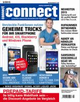 connect Ausgabe: 03/2015