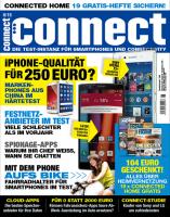 connect Ausgabe: 08/2015
