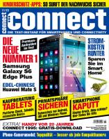 connect Ausgabe: 11/2015