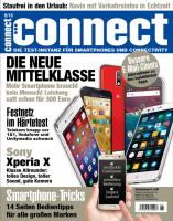 connect Ausgabe: 08/2016