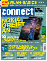 connect Ausgabe: 7/2018