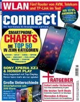 connect Ausgabe: 11/2018