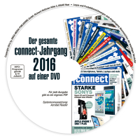 Jahrgangs-CD connect 2016