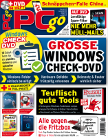 PCgo DVD Ausgabe: 7/2019