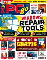 PCgo DVD Ausgabe: 9/2019