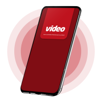 video App (Android/iOS)