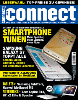 connect Jahres-Abo