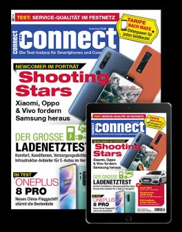 connect - Kombi-Abo Jahres-Abo