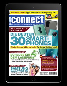 connect - Digital-Abo Mini-Abo