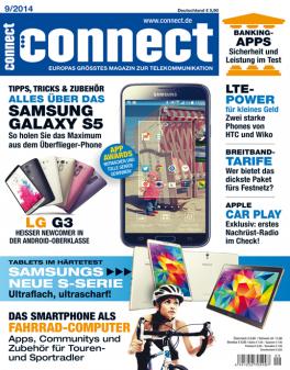 connect - aktuelle Ausgabe