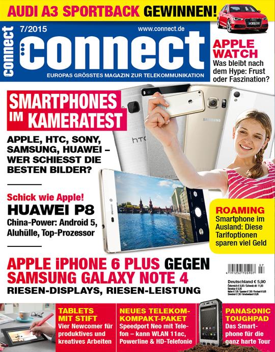connect Ausgabe: 07/2015