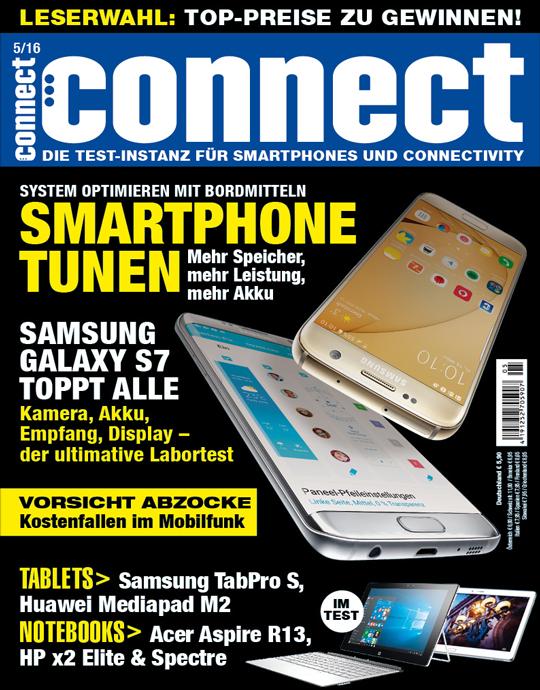 connect Ausgabe: 05/2016
