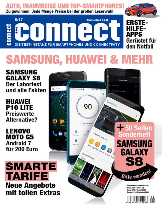 connect Ausgabe: 06/2017