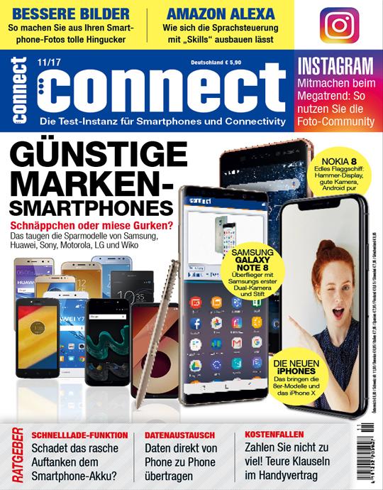 connect Ausgabe: 11/2017