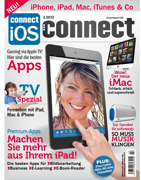 connect iOS Ausgabe: 02/2013